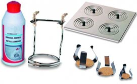 Accessori per bagni termostatici e criostatici