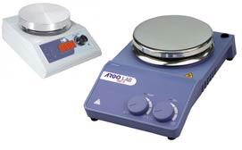 Agitatori magnetici con riscaldamento