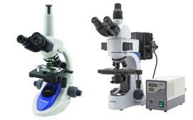 Microscopi trinoculari